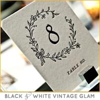 Black-White-Vintage-Glam